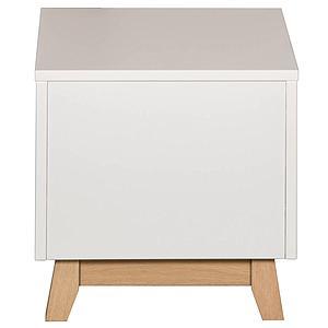 Table de nuit TRENDY Quax blanc