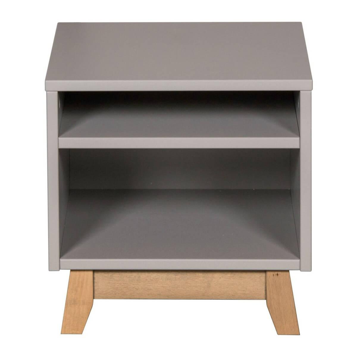 Table de nuit TRENDY Quax Griffin grey