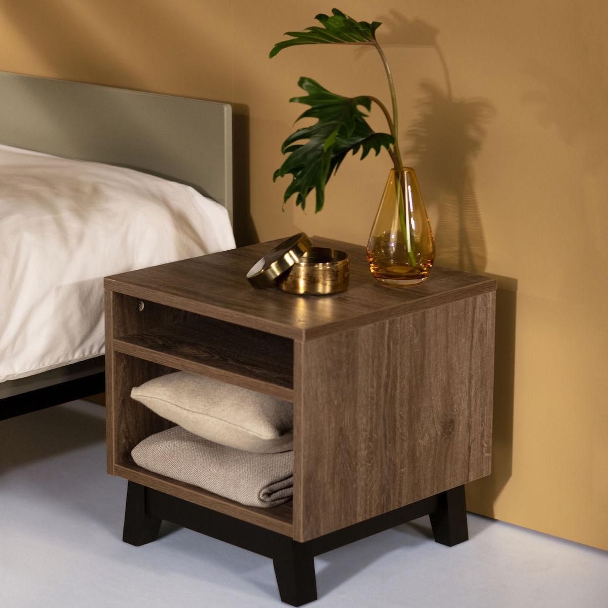 Table de nuit TRENDY Quax royal Oak