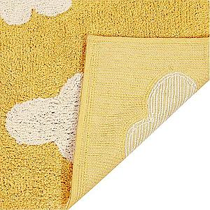Tapis 120x160 cm CLOUDS Lorena Canals mustard