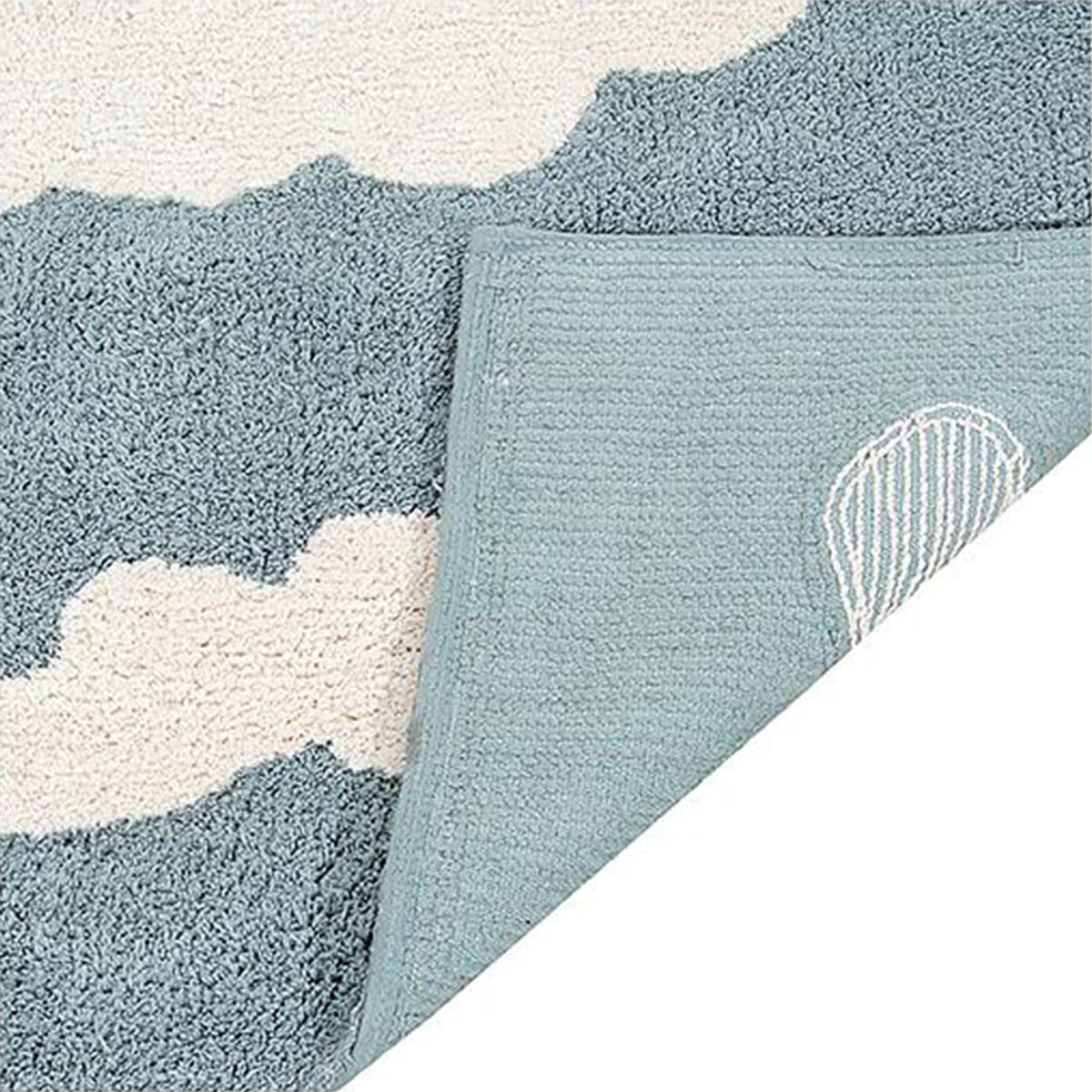 Tapis 120x160 cm CLOUDS Lorena Canals vintage blue