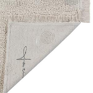 Tapis 120x160cm HIPPY DOTS Lorena Canals Natural-Olive