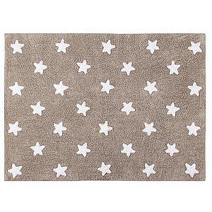 Tapis 120x160cm STARS Lorena Canals linen-white