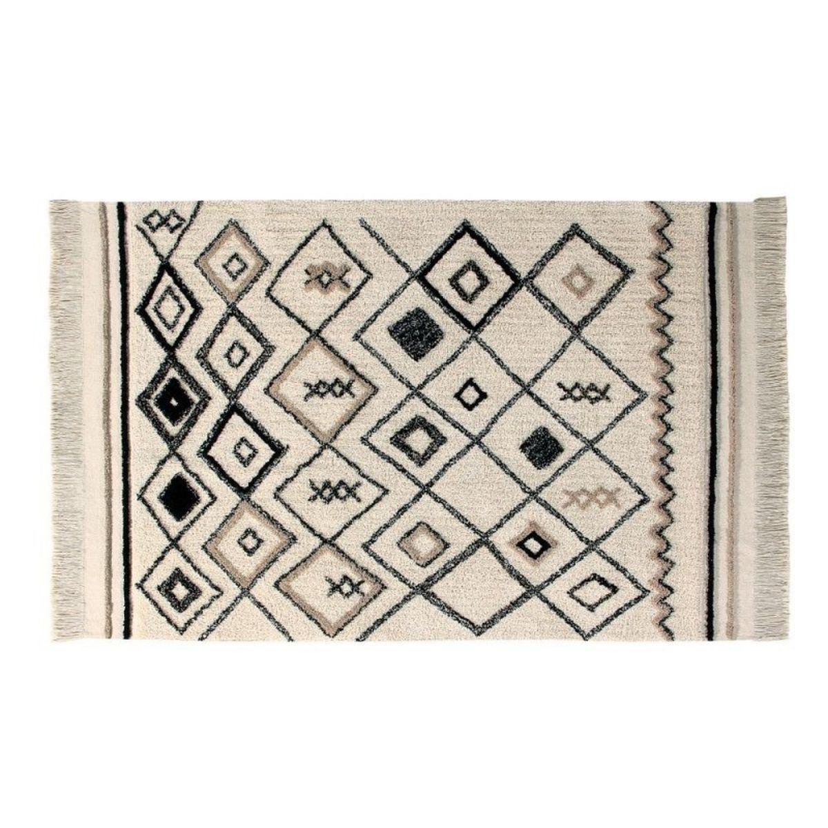 Tapis 120x180cm BEREBER Lorena Canals ethnic