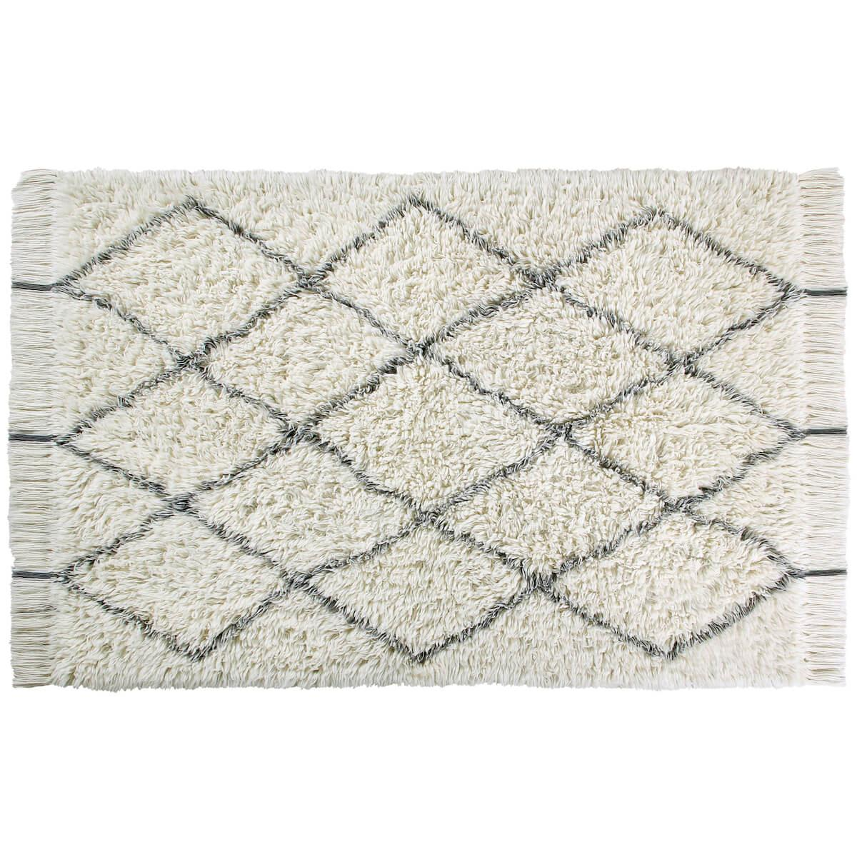 Tapis 200x140cm BERBER SOUL Lorena Canals woolable