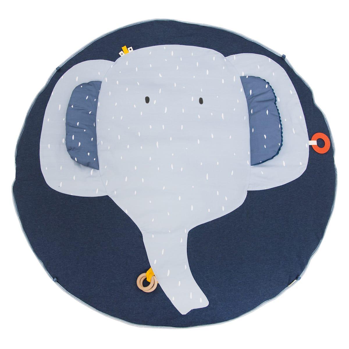 Tapis d'éveil-arche MRS ELEPHANT Trixie