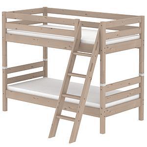 TERRA by Flexa Echelle inclinée avec poignées intégrées pour lits superposés