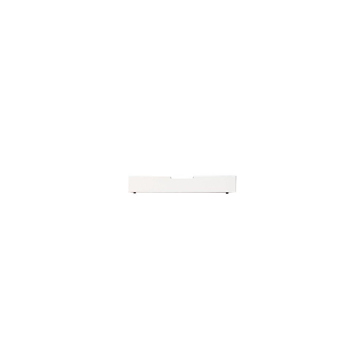 Tiroir-roulettes lit 120cm BABYFLEX Bopita blanc