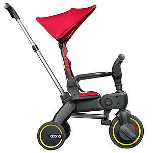 Tricycle LIKI TRIKE S1 Doona flame red