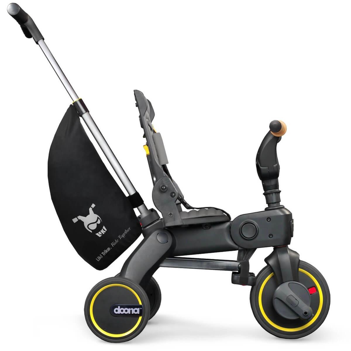 Tricycle LIKI TRIKE S5 Doona grey hound