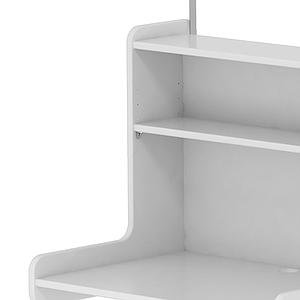 WHITE by Flexa Bureau à suspendre blanc